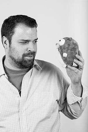 Scott Ferguson portrait