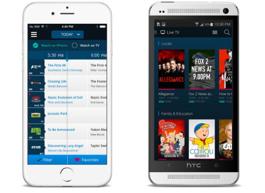 upon first launch and an influx of downloads charter called upon us again for app optimization we provided ongoing support and continued the abundant